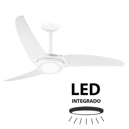 Ventilador de teto Spirit 303 Branco LED
