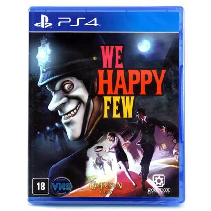 We happy few - Gearbox software