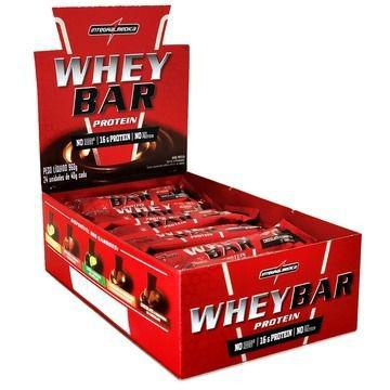 f4850be1e Whey bar protein - 24 unid - integralmedica - Integral medica ...