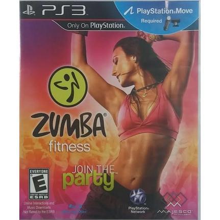 Jogo Zumba Fitness - Playstation 3 - 505 Games