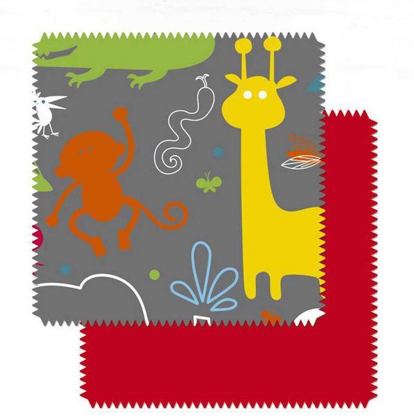 Imagem de Almofada para Carrinho com Espuma de Viscoelástico Comfi-Cush Jungle Boogie - Clingo