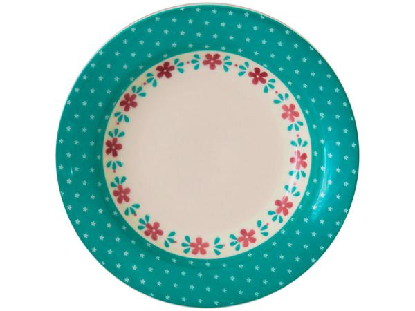 Imagem de Aparelho de Jantar Chá 20 Peças Biona Cerâmica - Redondo Donna