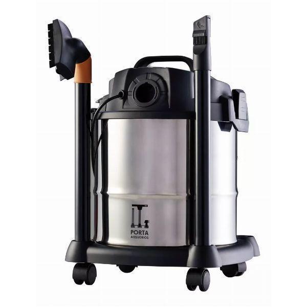 Imagem de Aspirador de Água e Pó GTW 12 Inox Wap