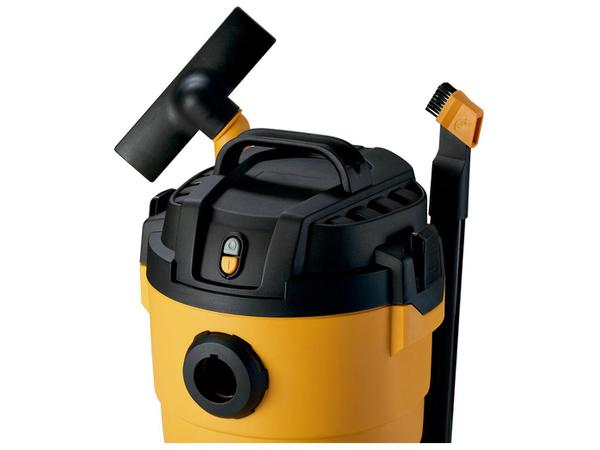 Imagem de Aspirador de Pó e Água Wap 1400W GTW 10 - Amarelo e Preto