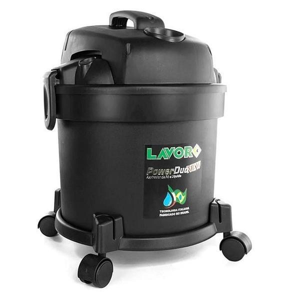 Imagem de Aspirador de Pó e Liquido Lavor Power Duo New 1250W 14L Preto