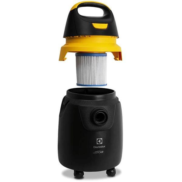 Imagem de Aspirador de Pó para Carros Profissional 1300W Electrolux 20 L e Acessórios Exclusivos (GTCAR)