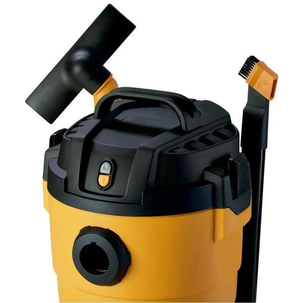 Imagem de Aspirador e Soprador de Água e Pó Wap 10L 1400w Profissional GTW 10 127V