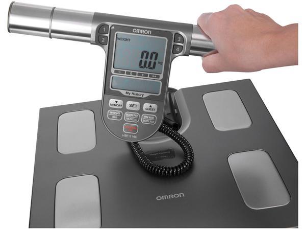 Imagem de Balança Digital de Bioimpedância até 150kg - Omron HBF - 514
