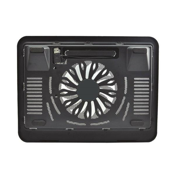 "Imagem de Base Refrigedora para Notebook 14"" NBC-11BK Micro Ventilador Fan,USB - C3TECH"