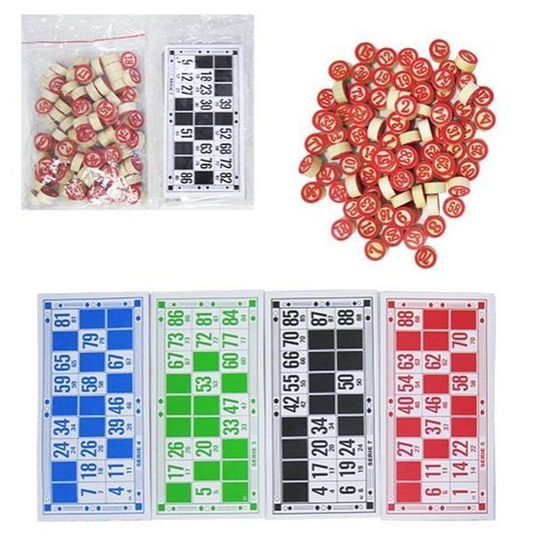 Tombola Bingo 50