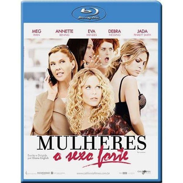 Imagem de Blu ray Mulheres O Sexo Forte Meg Ryan - Califórnia filmes