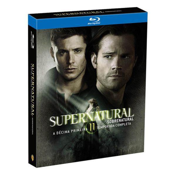 Imagem de Blu-Ray Supernatural - Sobrenatural - 11ª Temporada - Warner Home Video