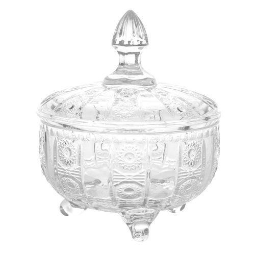 Imagem de Bomboniere Decorativo Vidro Prestige Collection
