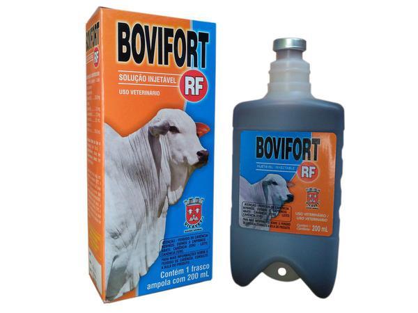 Imagem de Bovifort Promotor Crescimento e Engorda Para Bovinos e Caprinos Embalagem Frasco com 200 ml
