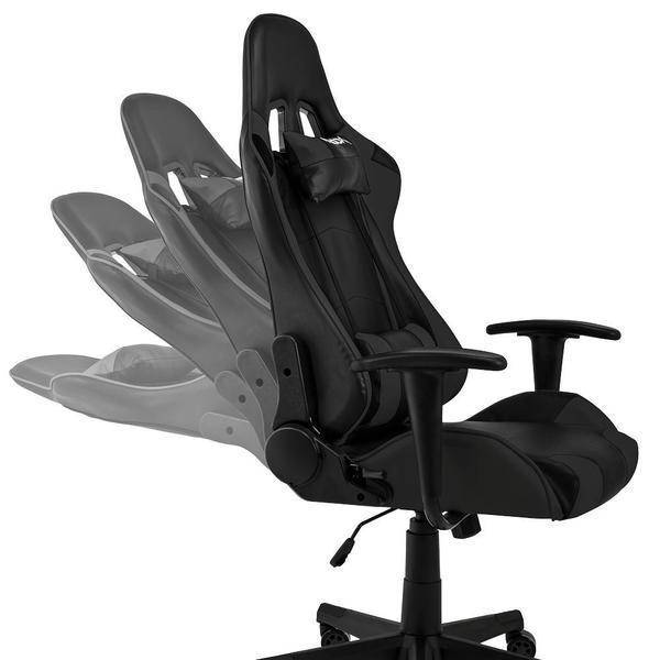Imagem de Cadeira Gamer MoobX GT RACER Preto