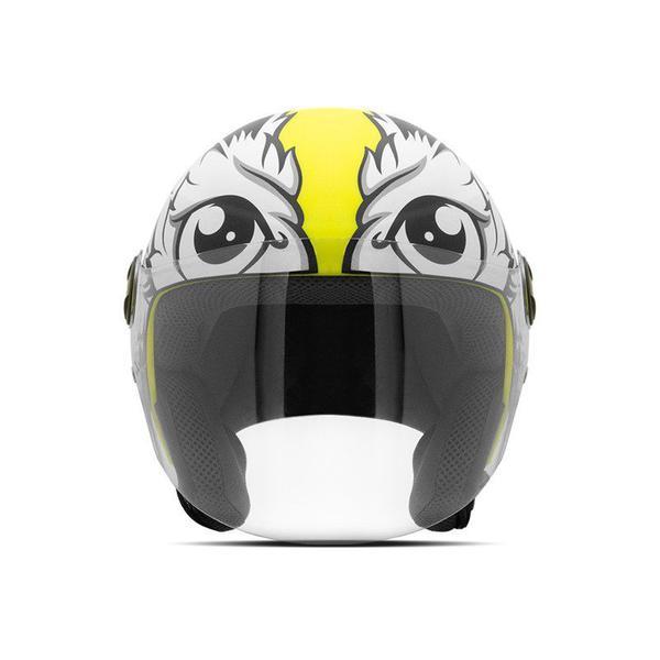 Imagem de Capacete Moto Aberto Pro Tork New Liberty 3 GP 88 Fosco