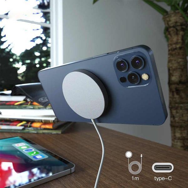 Imagem de Carregador iPhone 12 Pro Max Mini 15w