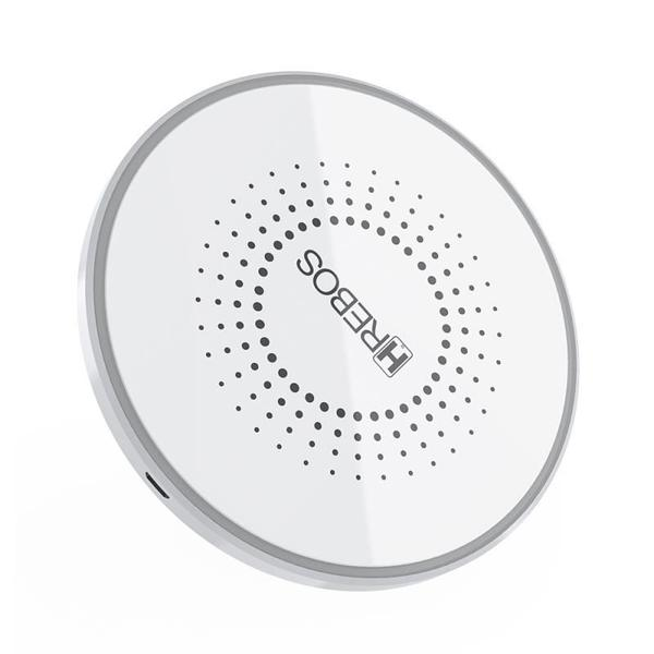 Imagem de Carregador Sem Fio Wireless Qi Indução Para Samsung iPhone