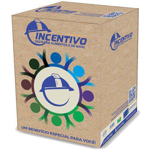 Imagem de Cesta Básica Doação Econômica Junior  - 12 ITENS - 1297