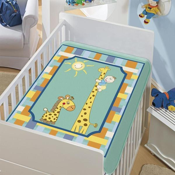 Imagem de Cobertor bebê tradicional - jolitex