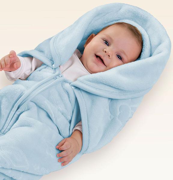 Imagem de Cobertor para Bebê Saco de Dormir Baby Sac Jolitex