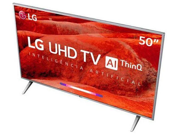 "Imagem de Combo Smart TV 4K LG 65"" NanoCell Wi-Fi"