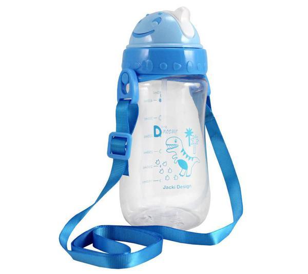 Imagem de Conjunto Pote para Lanche e Squeeze Infantil Pequeninos Menino Jacki Design
