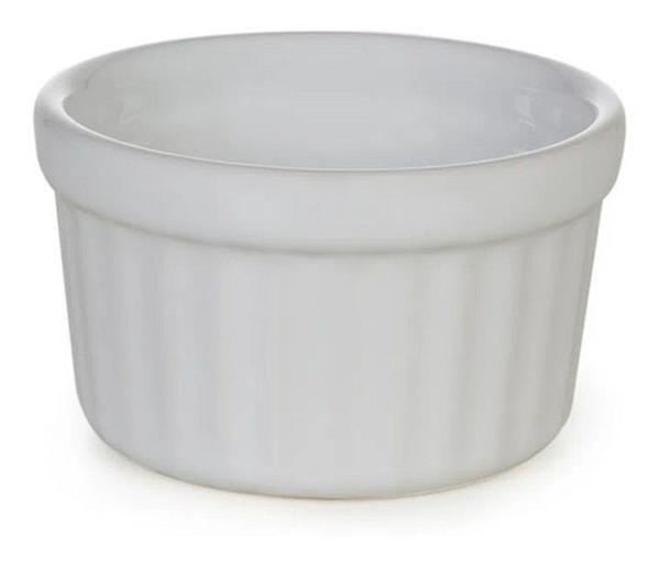 Imagem de Conjunto ramekins gourmet 9cm em cerâmica 4 pçs jomafe