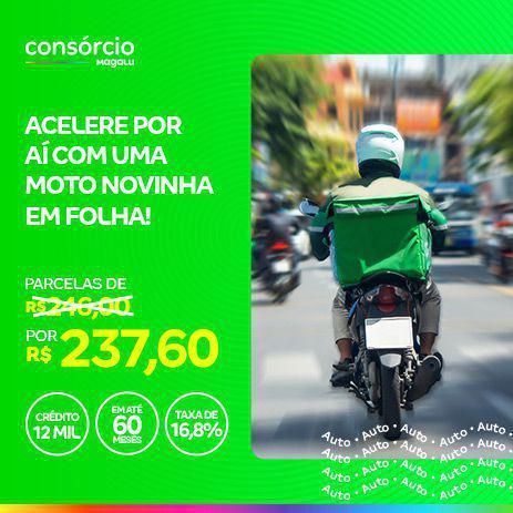 Imagem de Consórcio de Moto 12 Mil