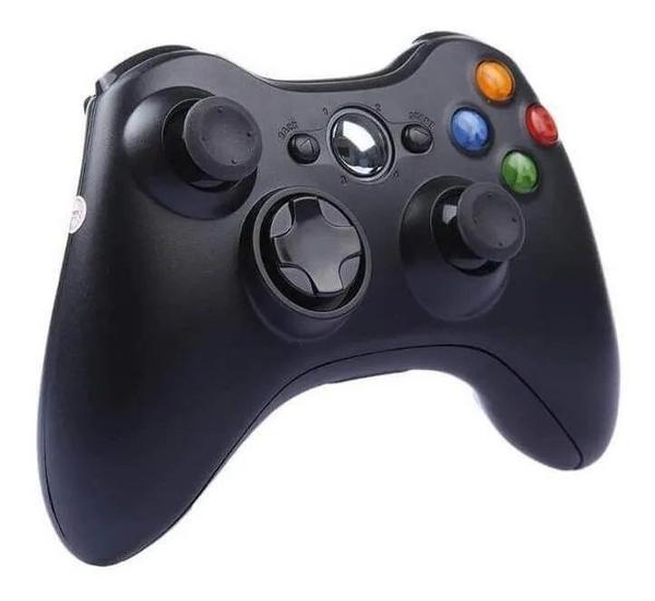 Imagem de Controle Sem Fio Wireless Xbox 360 Slim Joystick