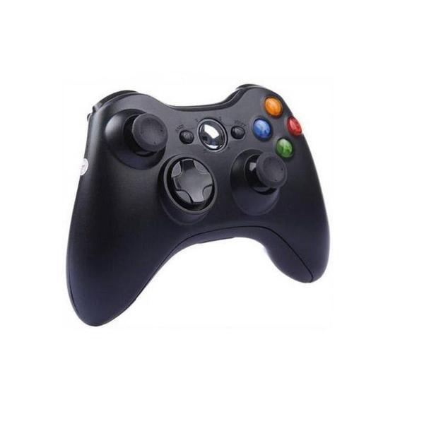 Imagem de Controle Xbox 360 sem Fio Wireless X 360 mobilidade Preto