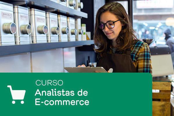 Imagem de Curso de Analistas de E-commerce