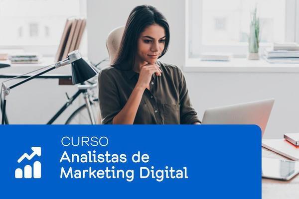 Imagem de Curso de Analistas de Marketing Digital