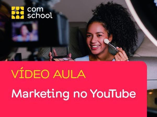Imagem de Curso de Marketing no Youtube - ComSchool