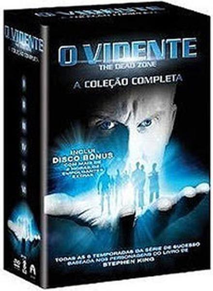 Imagem de Dvd - Box O Vidente - The Dead Zone - A Coleção Completa - Paramount Filmes
