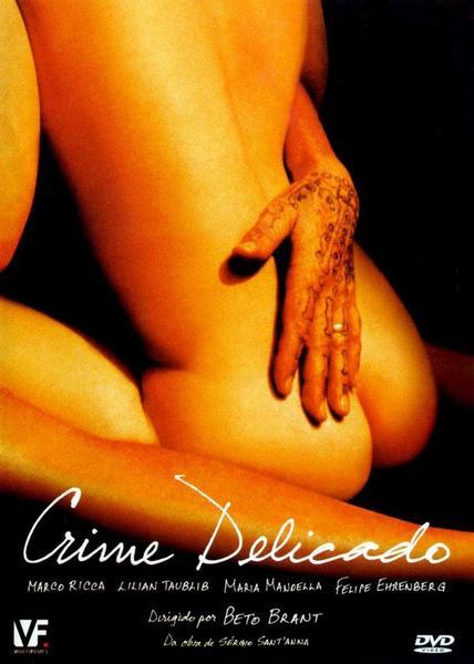 Imagem de Dvd - crime delicado - Video filmes