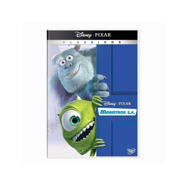 Imagem de DVD Monstros S/A - Disney 7899307913709
