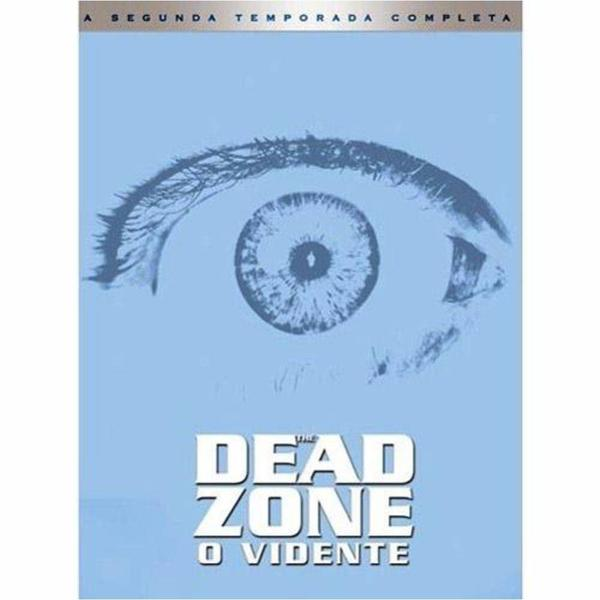 Imagem de DVD The Dead Zone - O Vidente - 2 Temporada - 5 Discos - Paramount Pictures