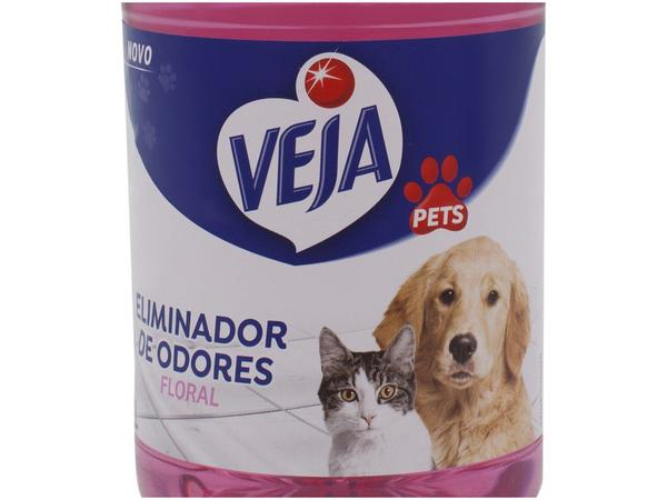 Imagem de Eliminador de Odores Veja Pets Floral