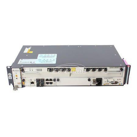 Imagem de F. OLT HUAWEI 02U MINI MA5608T 01XUPLINK 10G(MCUD1)+ Placa Olt 8 Portas C+ Ac Dc Completa - 113 - Uplink