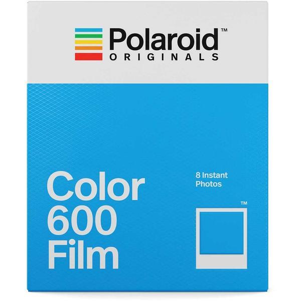 Imagem de Filme Instantâneo Colorido Polaroid Originals 600