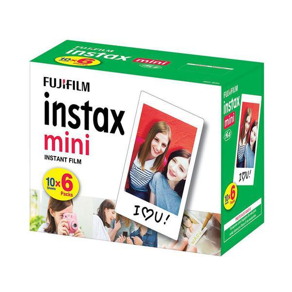Imagem de Filme Instantâneo Fujifilm Instax Mini - com 60 Poses