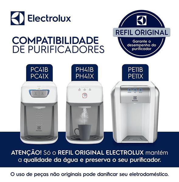 Imagem de Filtro/Refil de Água para Purificador Electrolux PE11B/PE11X/PC41B/PC41X/PH41B/PH41X