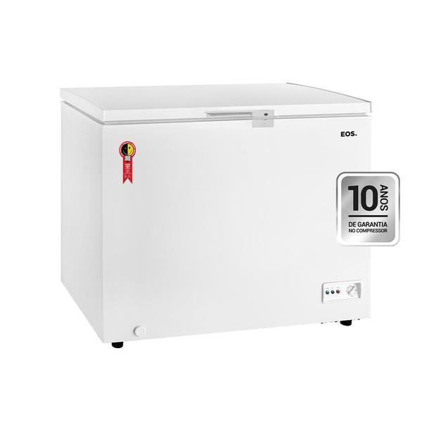 Imagem de Freezer e Conservado Horizontal EOS EcoGelo 192 Litros Efh250X 220V 220V