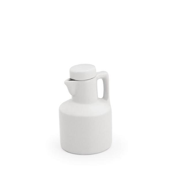Imagem de Galheteiro de porcelana com 5 peças porta temperos