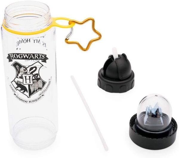 Imagem de Garrafa com canudo e domo Hogwarts - Harry Potter