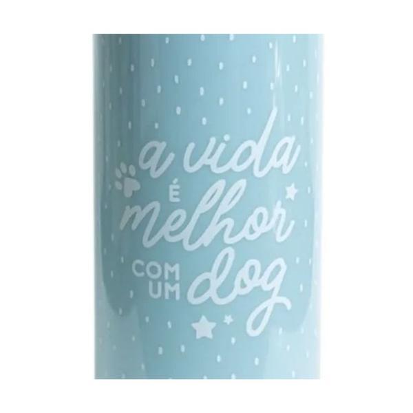 Imagem de Garrafa com tampa domo cachorro Ludi Imaginarium