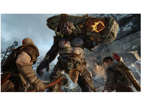 Imagem de God of War para PS4 - Santa Monica Studio