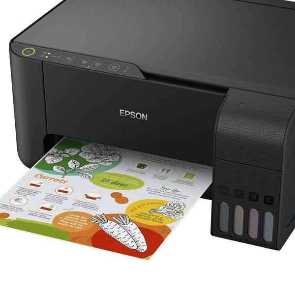 Imagem de Impressora Multifuncional Epson Tanque De Tinta L3150 - Wireless - Subst. L396