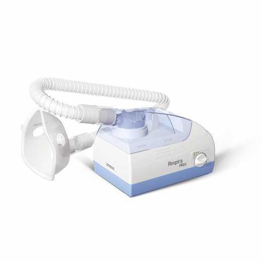 Imagem de Inalador Nebulizador Ultrassônico Respiramax Ne-u702 Omron